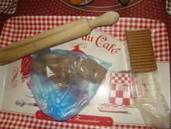 Verrine de tiramisu de pêches pochées et spéculoos