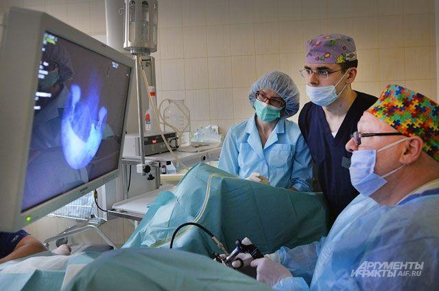 Операция на кишечник геморрой