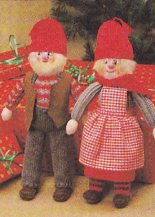 A réaliser - Lutins de Noël