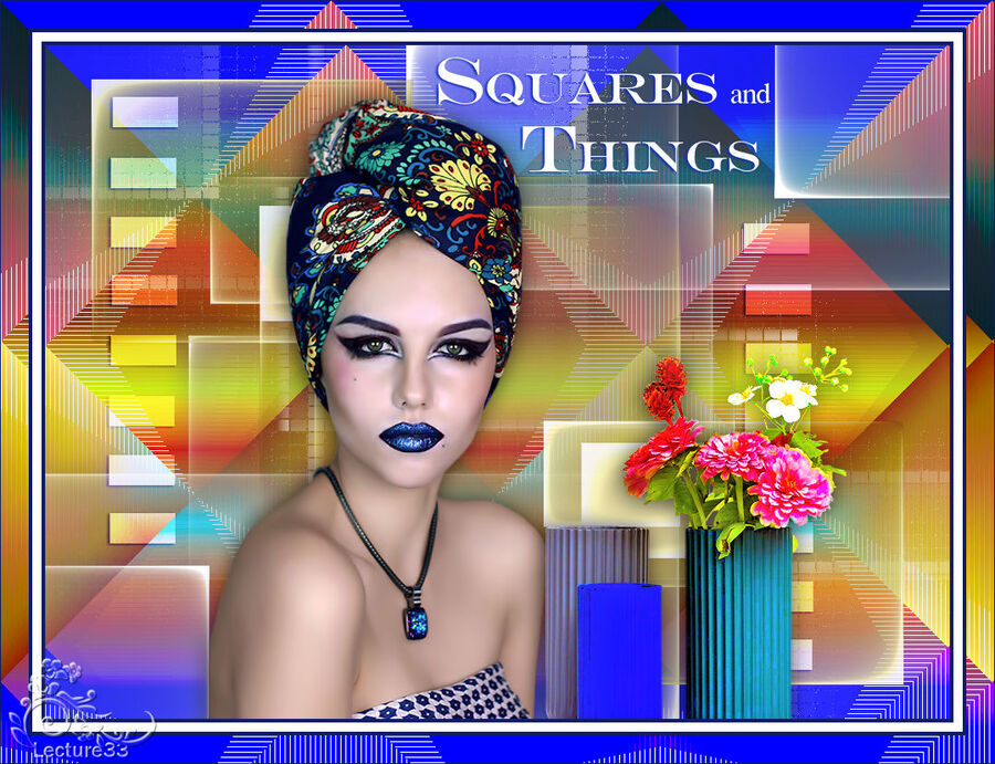 SQUARES AND THINGS