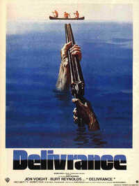 DELIVRANCE AFFICHE 1972