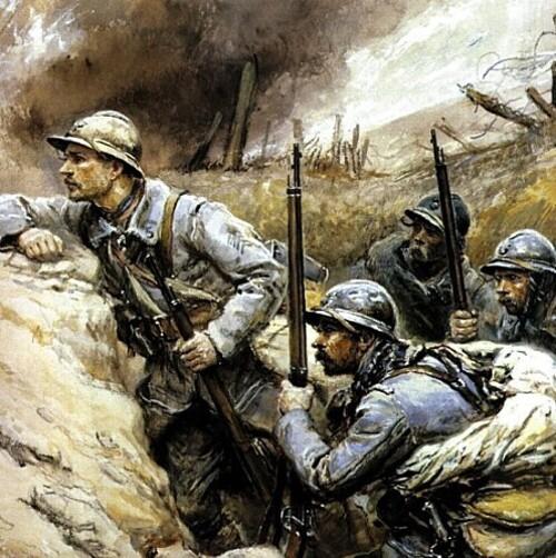 11 novembre 1918 : Signature de l'Armistice