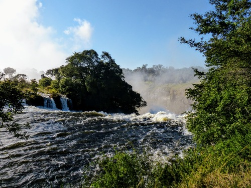 Victoria falls; suite de la visite