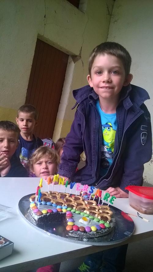 * Joyeux anniversaire Mattéo ! *