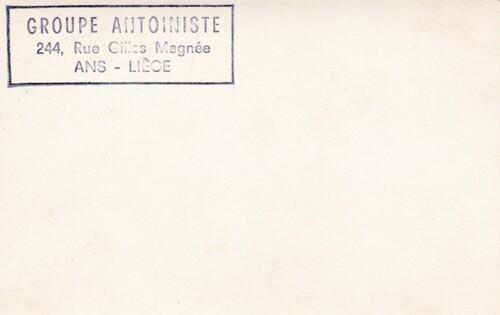 Groupe Antoiniste - 244, rue Gilles Magnée - Ans (Liège)