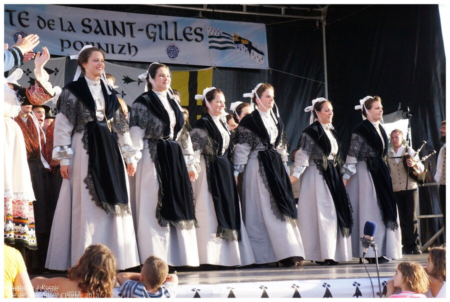 Fête de la St Gilles à Pornic 2013 volet 2