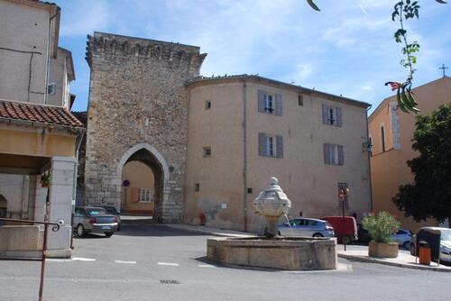 La porte St Sols