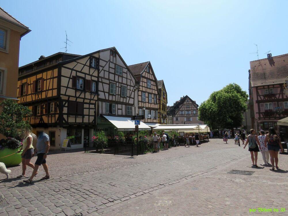 Colmar en Haut Rhin