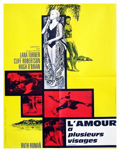 L'AMOUR A PLUSIEURS VISAGES BOX OFFICE 1966