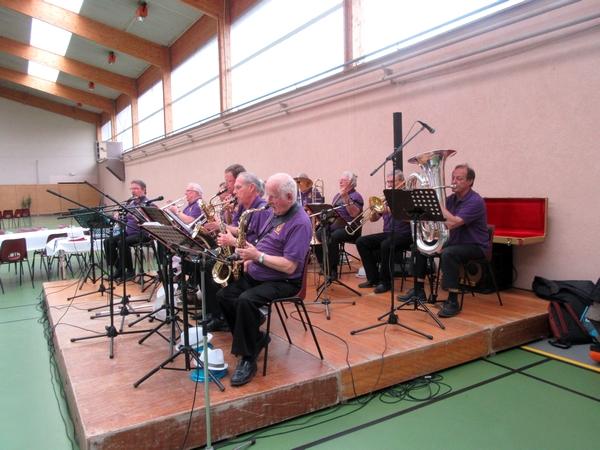 Un très beau spectacle a été offert par la Municipalité de Châtillon sur Seine aux Aînés de la Ville