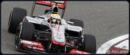 GP Espagne : Essais libres 1 - Button 4°, Hamilton 8°