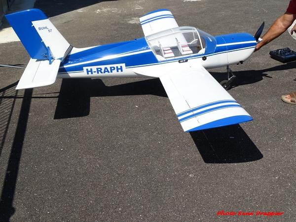 De bien beaux avions vus par René Drappier à l'aérodrome...