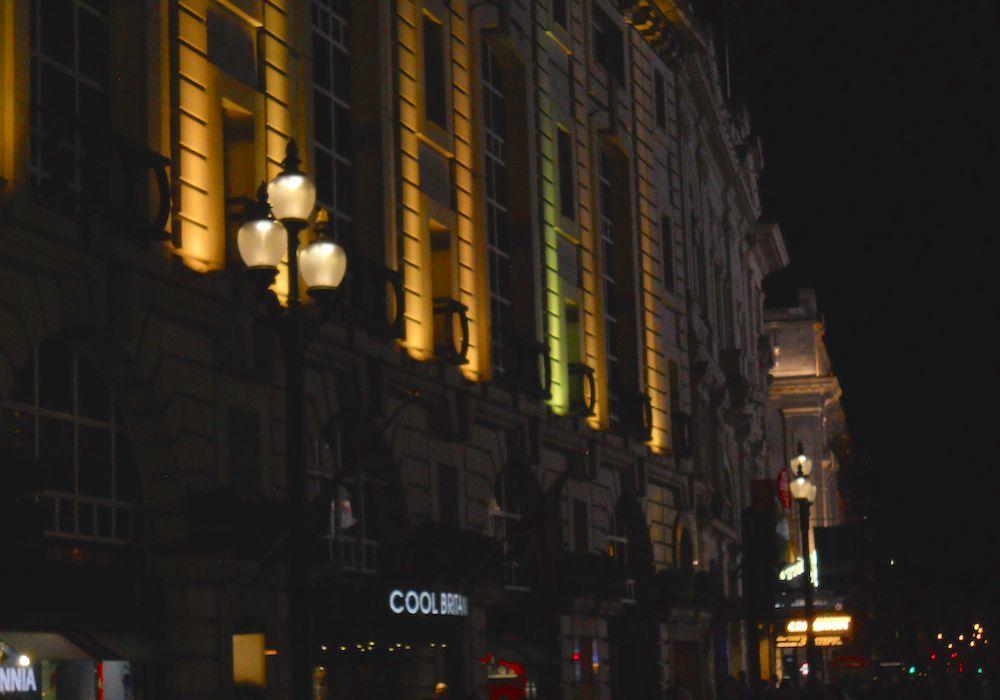 Londres : La nuit et le quartier Chinois