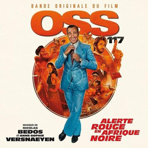 """Découvrez le clip """"From Africa with Love"""" par Indy Eka pour le film """"OSS 117, Alerte rouge en Afrique noire"""""""