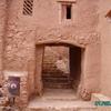 aït ben haddou - l\'intérieur de la kasbah -3-