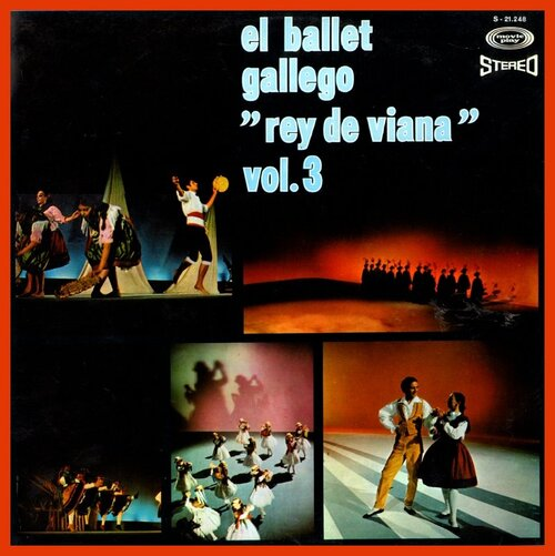 El Ballet Gallego Rey de Viana - Quer que lle quer