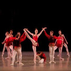 dance ballet jewels ballet
