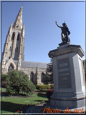Monument commémoratif de la bataille de Hondschoote