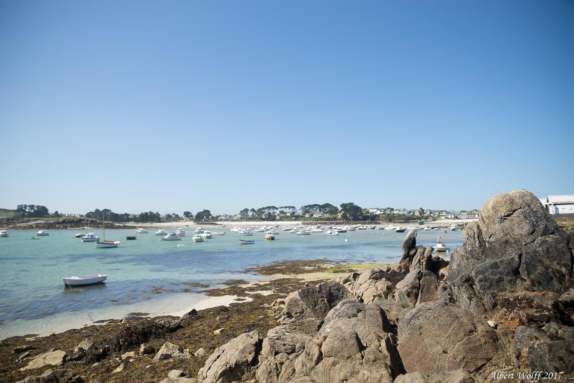 Bretagne :  un petit  patchwork - 1