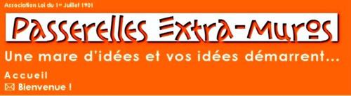 Passerelles Extra-muros, actualités de novembre et de décembre 2013