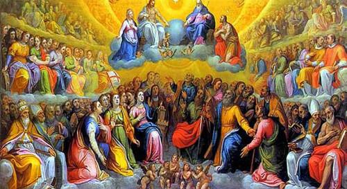 Fête de tous les Saints - 1er novembre 2018