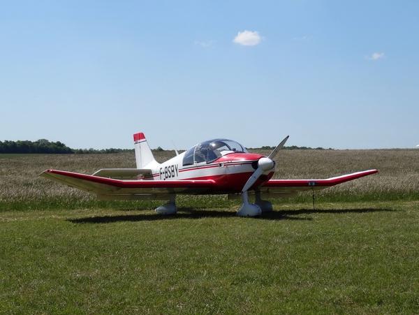 Une initiation au rallye aérien a eu lieu à l'aéroclub de Châtillon sur Seine