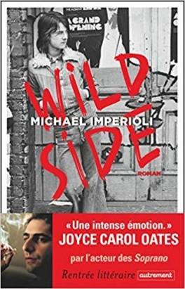 Couverture du livre : Wild side
