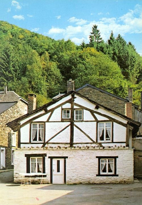Maison du Marichau