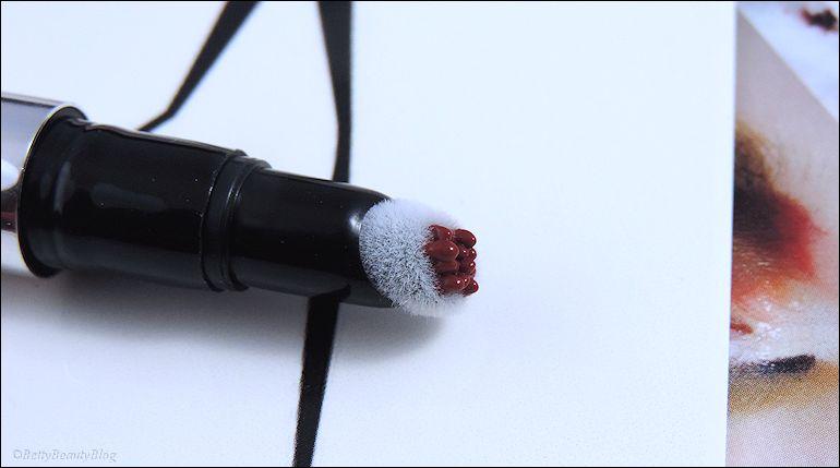 Le rouge à lèvres OVNI d'Ellis Faas