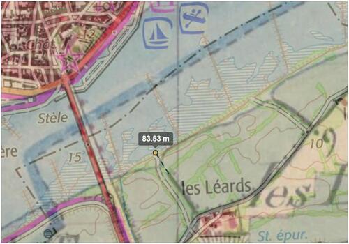 Le mystère des canons vendéens dans la Loire....