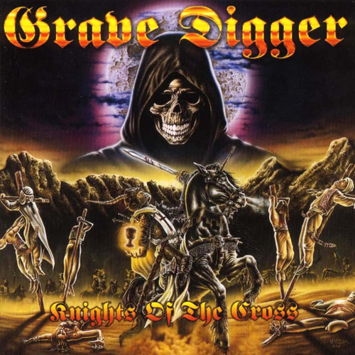 Grave Digger - Knights of the Cross (1998)