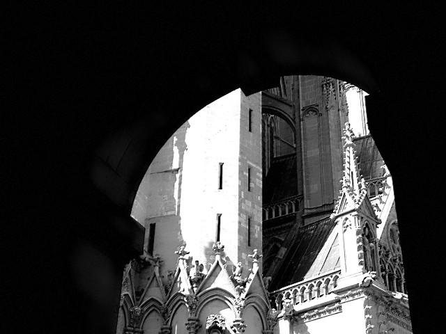 1 Metz en noir et blanc 1 Marc de Metz 2011