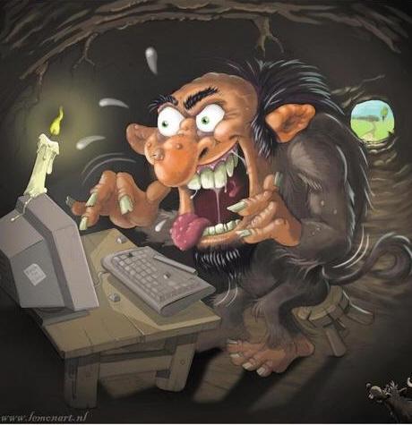 [société/actu/web]Les nouveaux enragés du net: les trolls