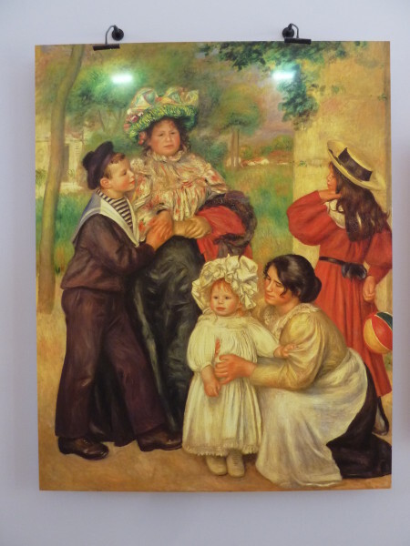 29 - La famille de l'artiste