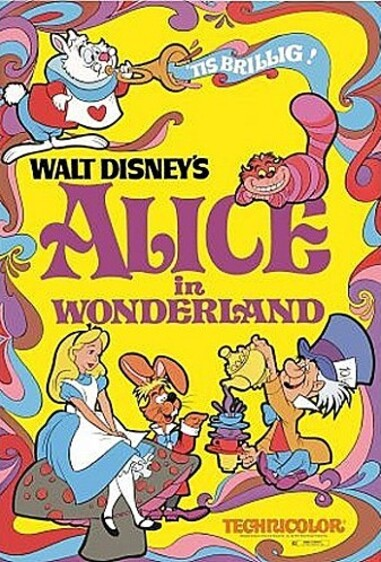 ALICE IN WONDERLAND REISSUE BOX OFFICE 1976