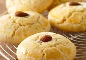 Biscuit sablé aux amandes