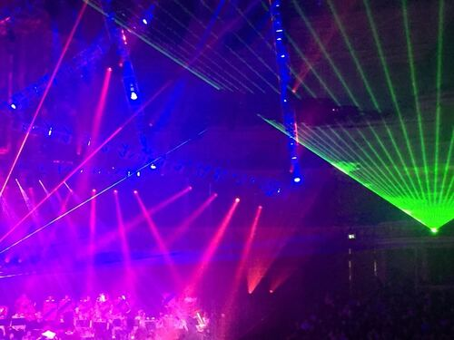 Concert extraordinaire au Royal Albert Hall