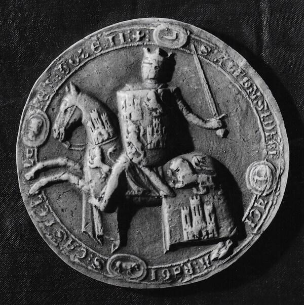 Sceau d'Alphonse X de Castille