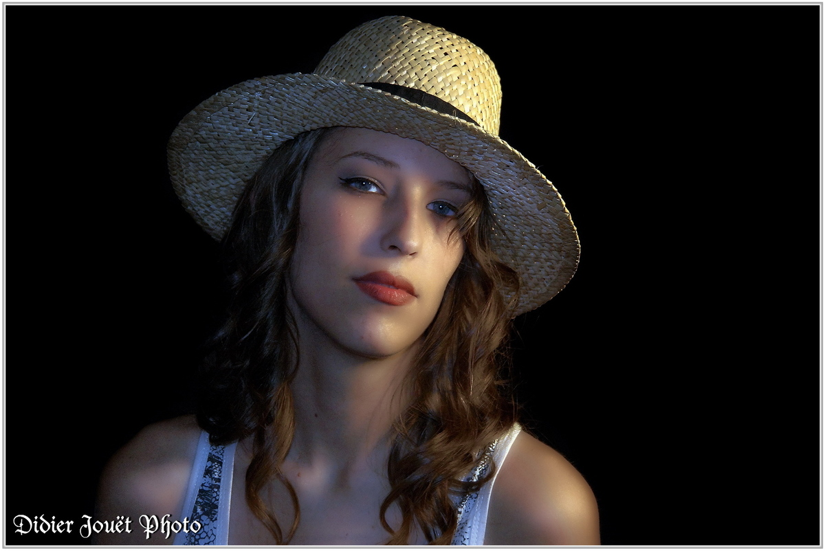 Vanessa (3) - Séance de studio