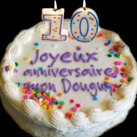 ♥♥ Joyeux Anniversaire Mon Douguy ♥♥