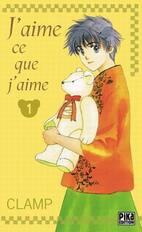 J'aime ce que j'aime - Manga série - Manga news