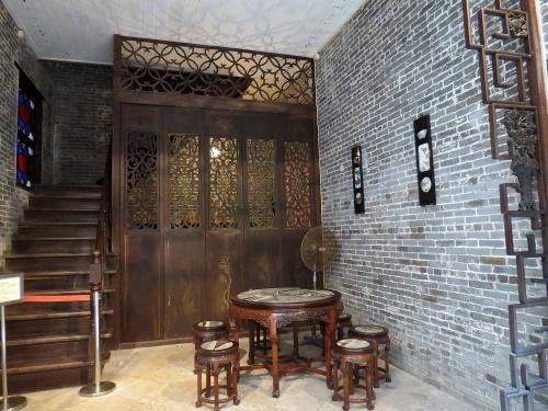 Macao - Maison d'un chinois et d'un Mandarin illustre