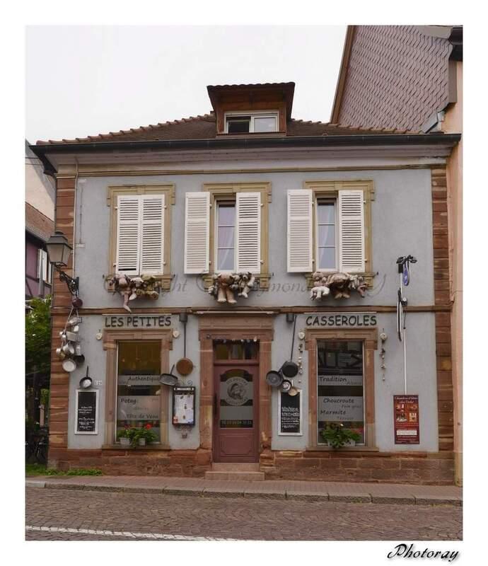 Obernai - Bas-Rhin - Alsace - 04 Septembre 2014