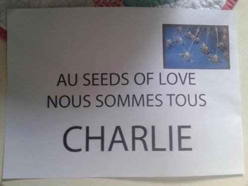 Seeds of Love - News