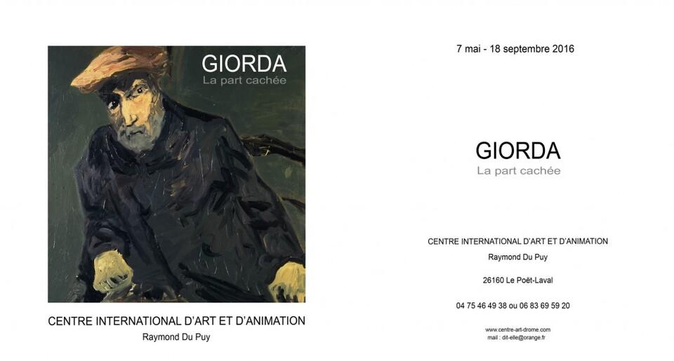 Exposition 'La part cachée' Patrice Giorda