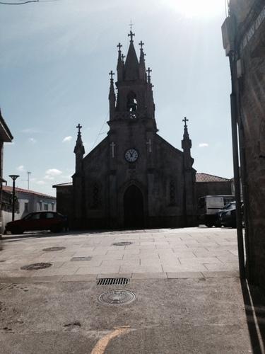 Eglise de de Corcubion
