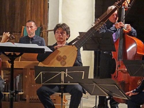 """""""L'Europe à Châtillon"""", concert final de la XVIème Semaine Musicale de Saint Vorles et du Châtillonnais..."""