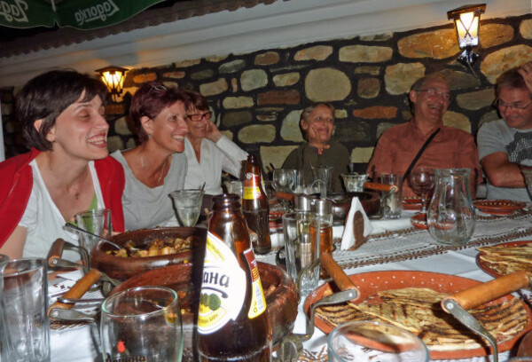 Jour 7 - Kardjali - Restaurant du soir 2