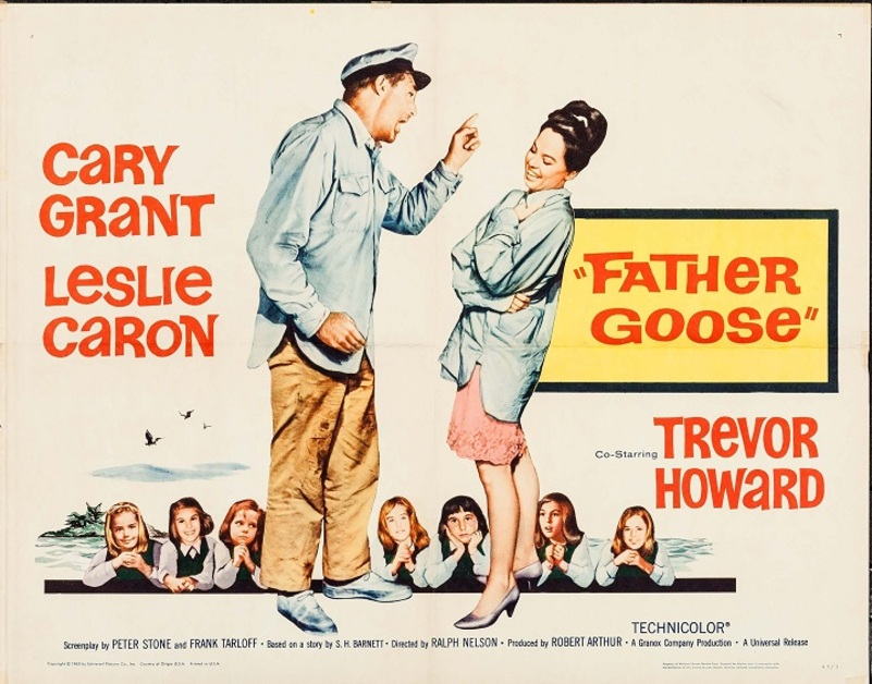 FATHER GOOSE BOX OFFICE USA 1964