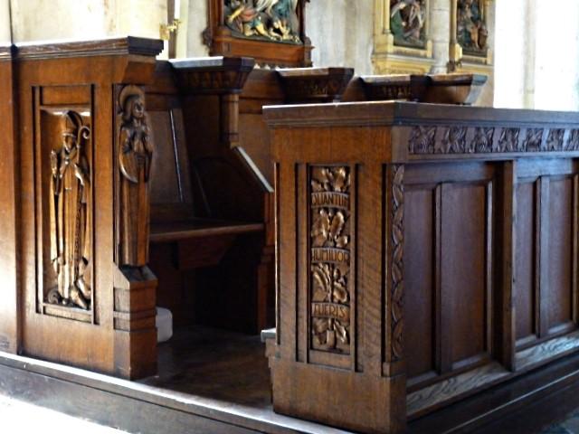 Gorze église Saint-Etienne 27 Marc de Metz 2001